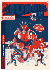 Issue 16 Cover