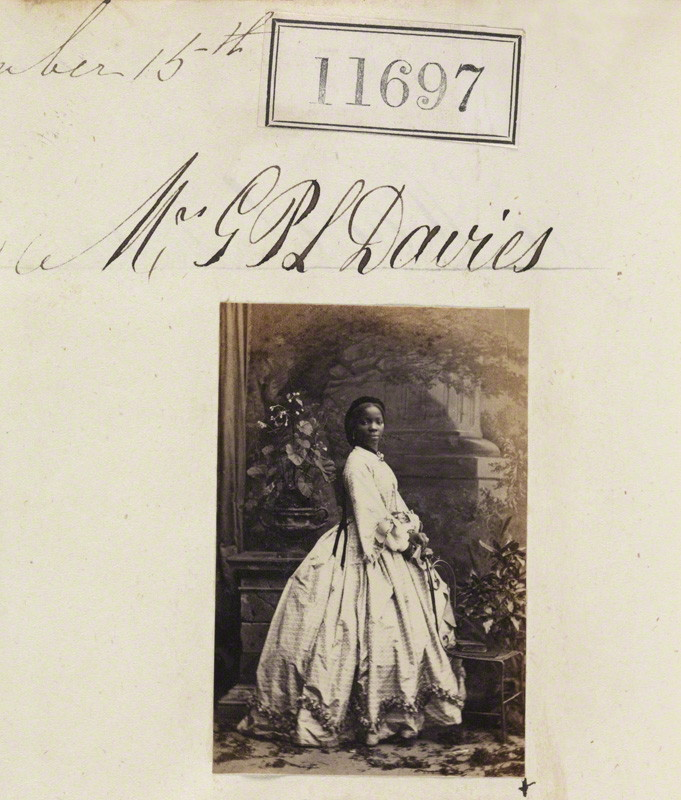 Sarah Forbes Bonetta Biography Migration And The