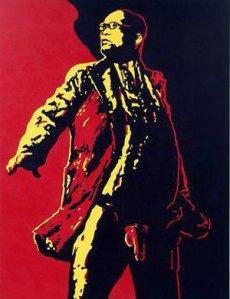 The Spear - Brett Murray's portrait of Jacob Zuma.