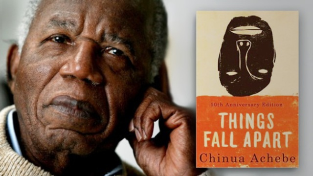 a venture into african life in things fall apart a novel by chinua achebe Things fall apart: the relevance of chinua achebe by sigan(j)eko in one of the chapters of chinua achebe's masterpiece, things fall apart, the protagonist, okonkwo, leads out into the night with his matchet following his second wife who had gone out into the night in order to oversee a ritual done to her only child, ezinma.