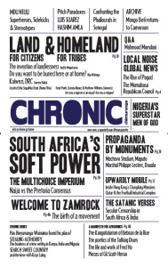 Chronic front page