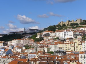 The extremely lovely city of Lisbon