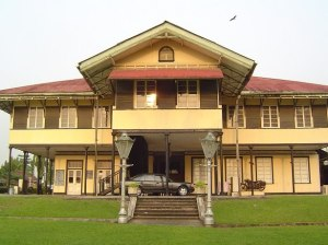 The Old Residency Building, Calabar