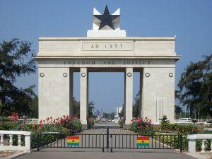 Black Star Square Accra, Ghana