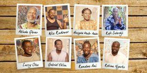 The Black Stars of GHANA - Art District