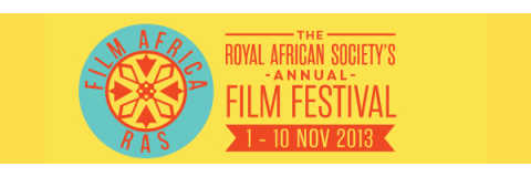Film Africa banner