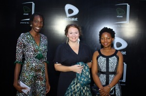 Yewande Omotoso, Karen Jennings & NoViolet Bulawayo