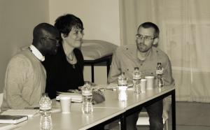 Ranka Primorac (center)