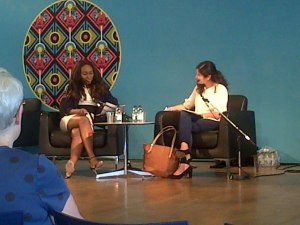 Dr Ola Orekunrin in conversation with Homa Khaleeli