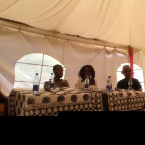 Linda Musita, Okwiri Oduor & Clifton Gachagua © Rayhab Gachango