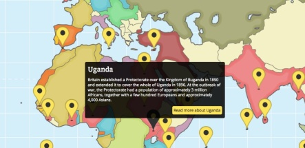 Blog uganda TNA map