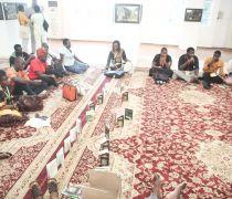 Writivism Launch @ Ake Book & Art Festival