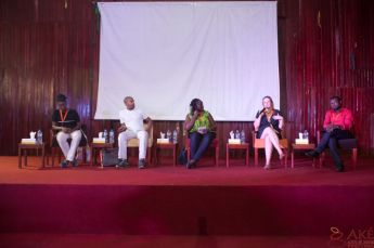 What Are Publishers Looking For in Fiction? Clifton Gachagua, Olufemi Terry, Yona Oyegun-Masade, Lizzy Attree & Samuel Kolawole © Ake Book & Art Festival