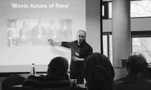 Robbie Aitken 'Snapshots of a Community: Germany's Black Diaspora through the Eyes of African-American Reporters, 1927-1933' © Imke van Heerden