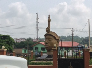 Mayfair Roundabout, Ile-Ife (photo courtesy of Voices Anthology)