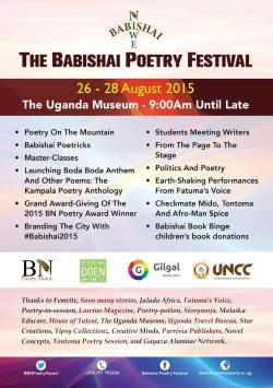 Poster - Festival