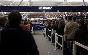 Border queue