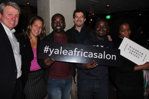Africa Salon WC 2