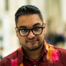 Nikesh Shukla (c) Chris Lawson
