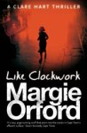 Margie Orford_Like Clockwork 2