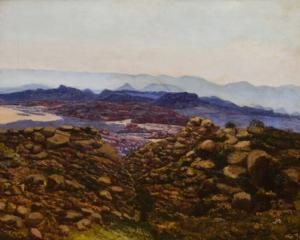 figure 3: River Scene