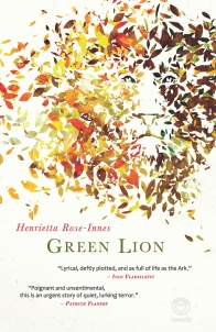 Green Lion Cover