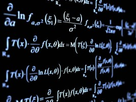 Pure-mathematics-formulæ-blackboard