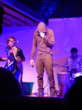 Kigali, Rwanda. March 2016. 1Key performing Entre 2 in his live show: the #expericment. [Courtesy of Ceri Whatley]