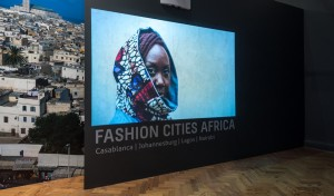 Brighton and Hove, Art Gallery, Museum, fashion Cities Africa, exhibition, Brighton,  2016