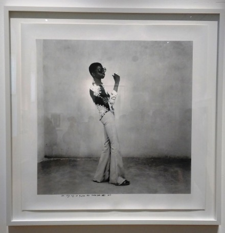 Photographs from the Malick Sidibe exhibition