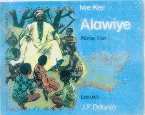 alawiye-iwe-keji-odunjo-yoruba-book-cover