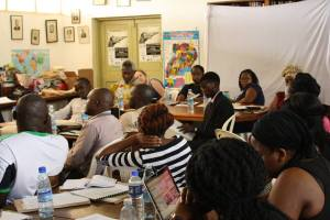 'Publishing Translations' workshop at Writivism 2016