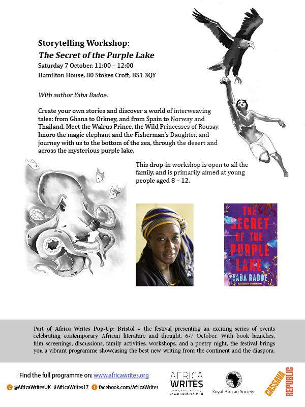 The Secret of the Purple Lake_Storytelling Workshop |