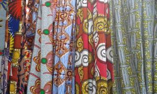 West Af fabrics