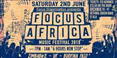 Focus Africa msic 2018