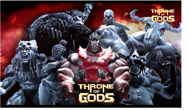 Throne of Gods 7
