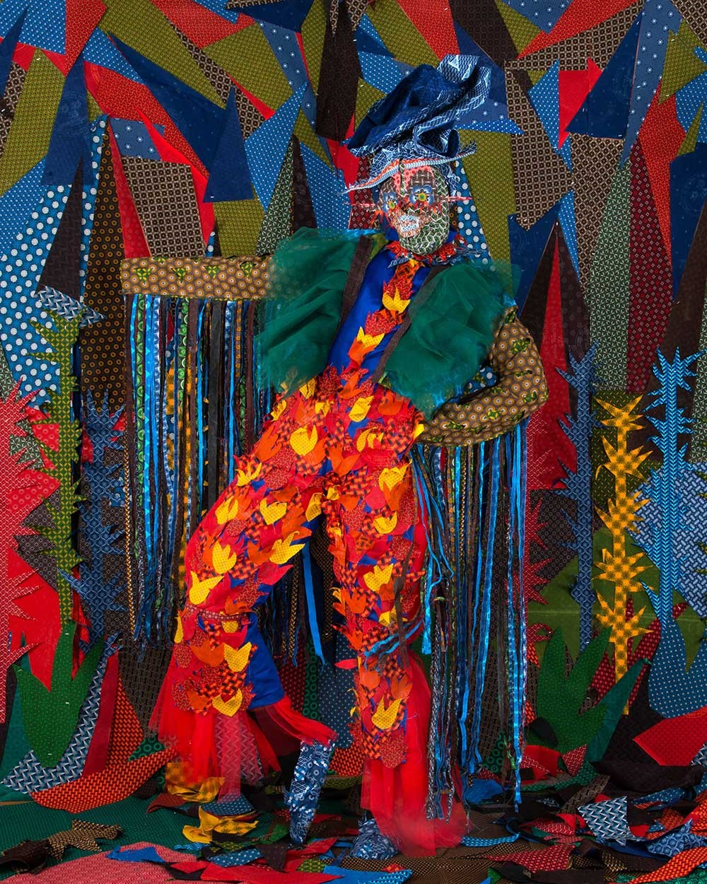 Talking #Africadia and Afropolitanism: An Interview with Artist Siwa Mgoboza |