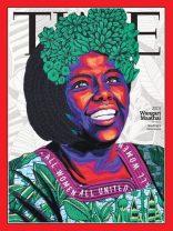 Wangari Maathai (2001)