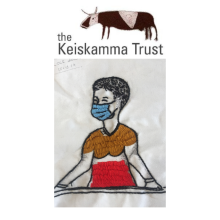 Keiskamma COVID-19 Resilience Tapestry - bordered logo