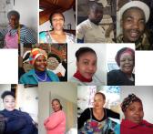 """Meetings"" posts with the makers and their collective testimonies: (1) Nomfuneko Bopani, Nkosazana Veronica Betani, Cebo Mvubu and Siyabonga Maswana; (2) Nozeti Makhubalo, Saneliswa Maxengana and Nontobeki Peyi; (3) Ndileka Mapuma,Xoliswa Zondeka (Noluntu), Nomakhaya Dada (Nostesh), and Nolusindiso Jakavula Matshezi: https://africainwords.com/?s=Living+Testimonies&x=0&y=0"