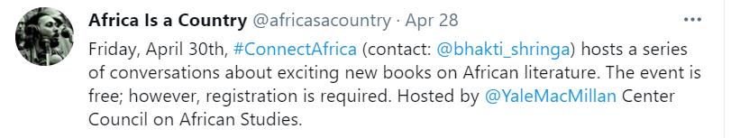 Apr21 Wrap_ConnectAfricaPreviewAiaC