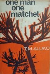 T.M Aluko's One Man, One Matchet