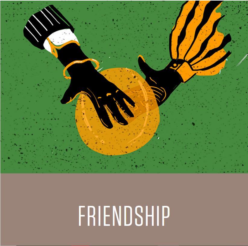 Friendship - theme