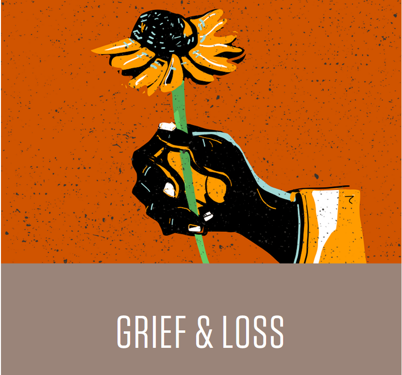 Grief and loss - theme