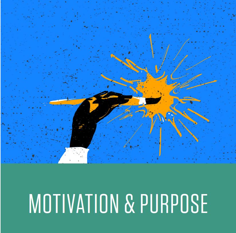 Motivation and purpose - theme