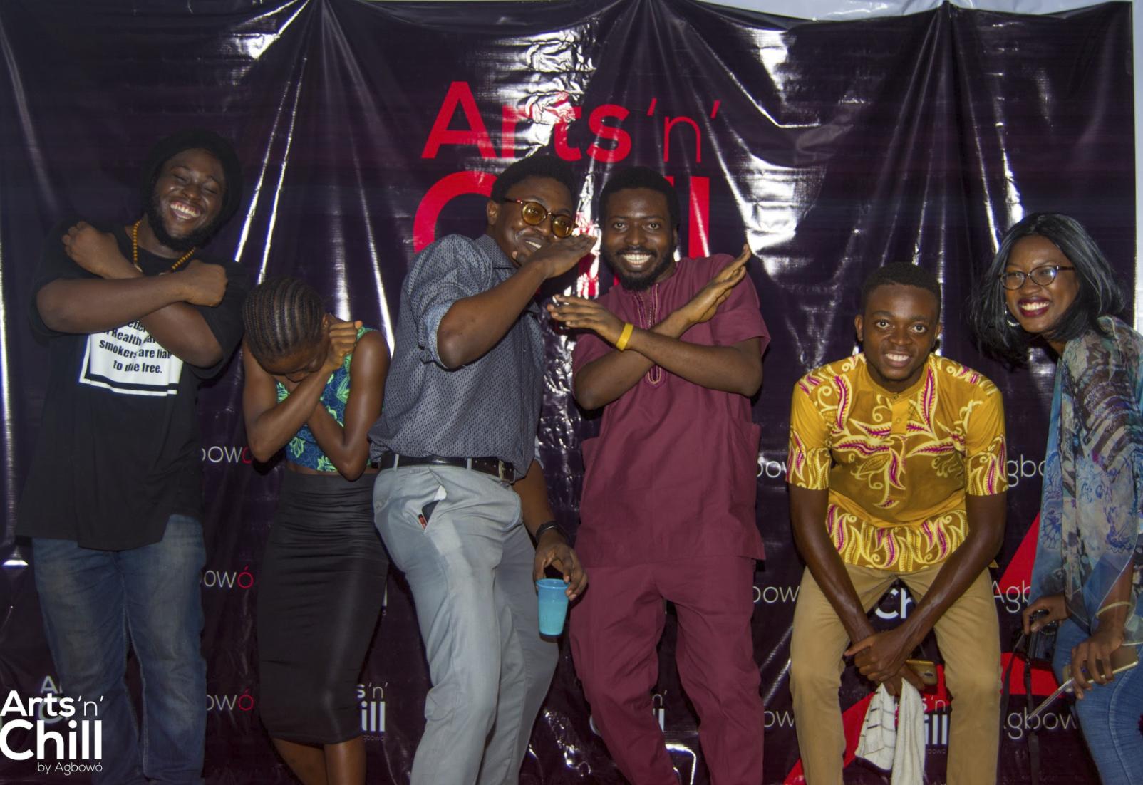 Some Agbowo team members