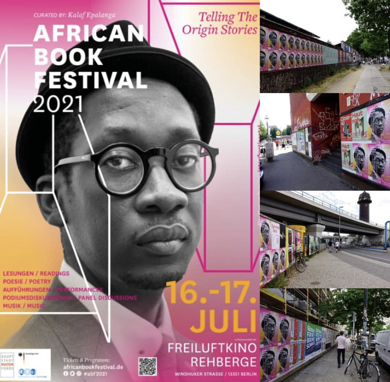 African books fest