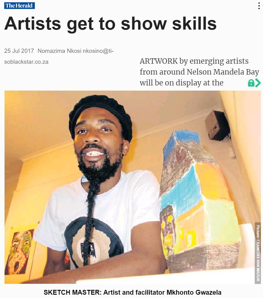 SketchbookProject_MkhontoGwazela-Herald2017