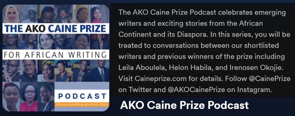 AKOCaine_2021Podcasts