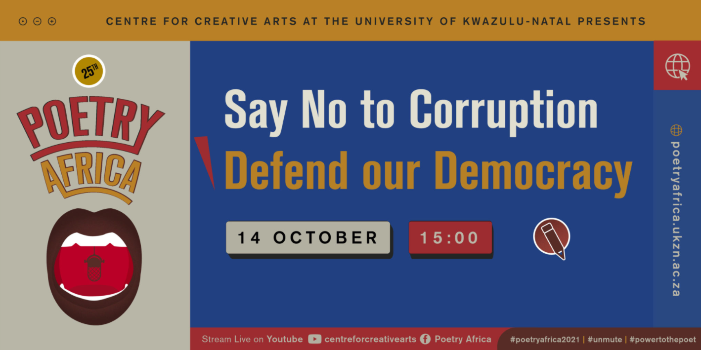 SayNoToCorruption_PoetryAfrica